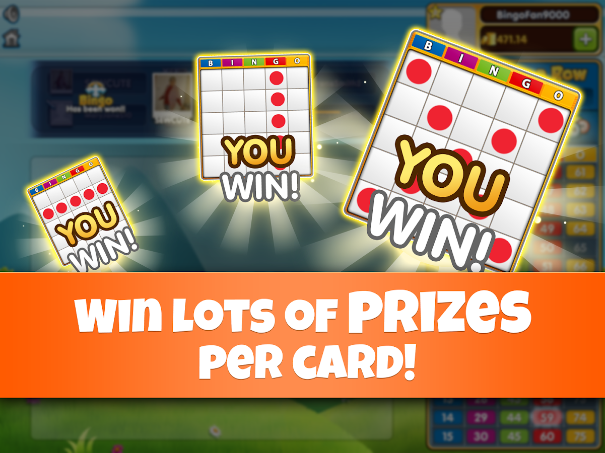 Bingo by GamePoint - Android Apps on Google Play  Bingo by GamePo...