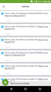 The moroccan Radio- screenshot thumbnail