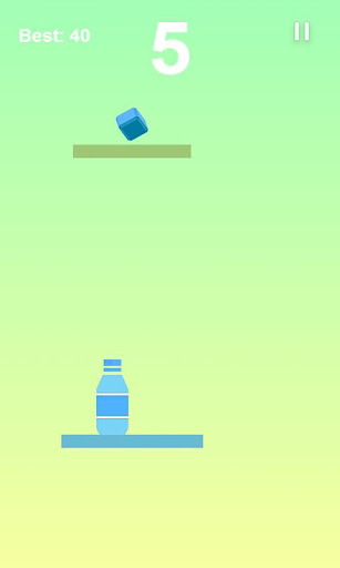 Flip Water Bottle Screenshot