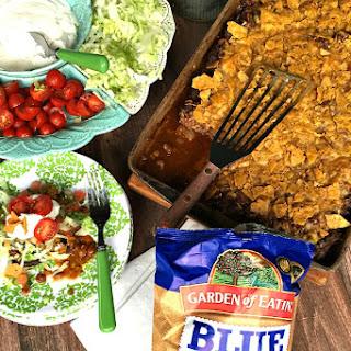 Sweet Potato Tortilla Corn Chip Aztec Pie Recipe