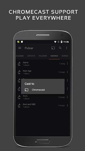 Pulsar Music Player - Audio Player, Mp3 Player 1.8.3 screenshots 7