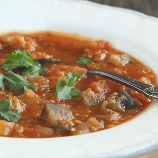 Eggplant Barley Stew