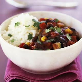 Veggie Chilli Bowl