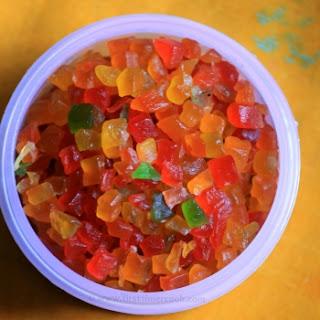 Tutti Frutti (Homemade).