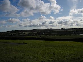 Photo: View from Newgrange across the river Boyne