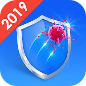 Antivirus Free 2019 - Scan & Remove Virus, Cleaner Icon