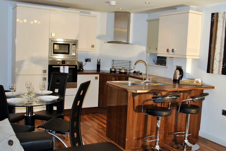Bloom Street Serviced Apartment, Salford, Manchester ...