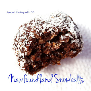 Newfoundland Snowballs Recipe