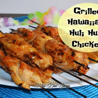 Hawaiian Huli Huli Chicken