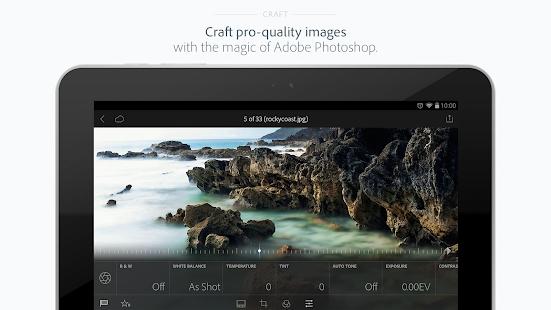 Adobe Photoshop Lightroom Screenshot 6