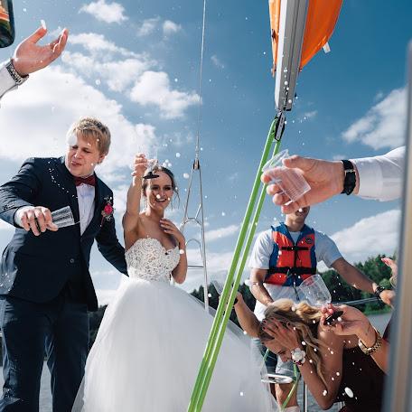 Свадебный фотограф Ольга Вечёрко (brjukva). Фотография от 04.09.2017