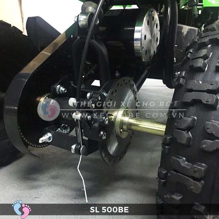 Mô tô điện địa hình cỡ lớn ATV SL500BE 13