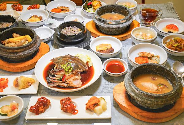 情 韓式餐廳