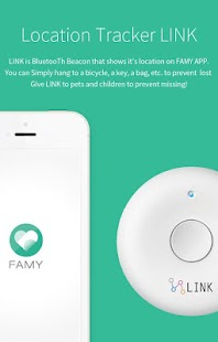 FAMY - family chat & location- screenshot thumbnail
