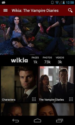 Wikia:吸血鬼日记