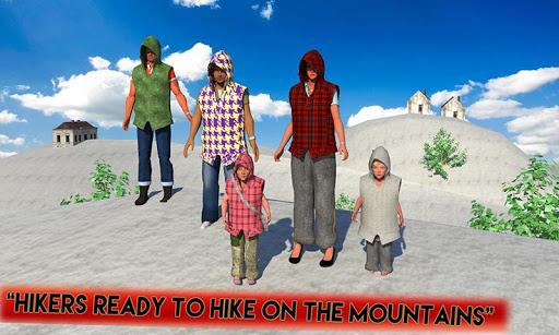 救援OP:安装登山者