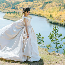 Wedding photographer Yuliya Lepeshkina (Usha). Photo of 25.10.2017