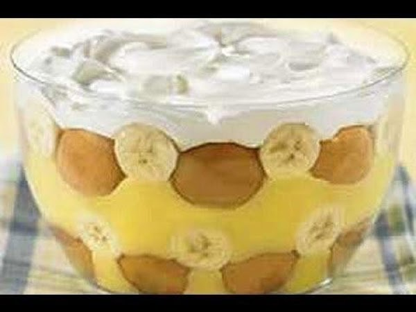 Banana Pudding My Way Recipe