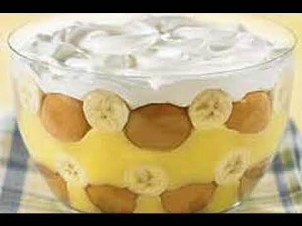 Banana Pudding My Way Recipe
