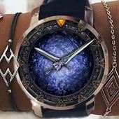 Tải Star Watch Gate Clock skin miễn phí