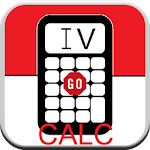 IV Calculator for Go Icon