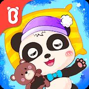 Baby Pandas gute Gewohnheiten