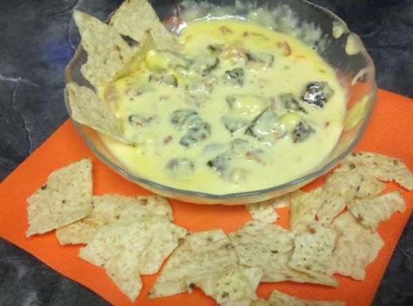 Spicy Nacho Cheese Dip Recipe