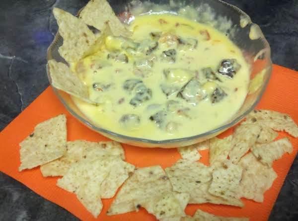 Spicy Nacho Cheese Dip