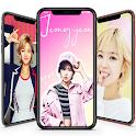 Jeong-yeon Twice - K-Pop Wallpaper HD icon