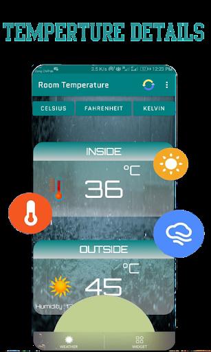 Room Temperature Thermometer - Meter 2.20.5 screenshots 2