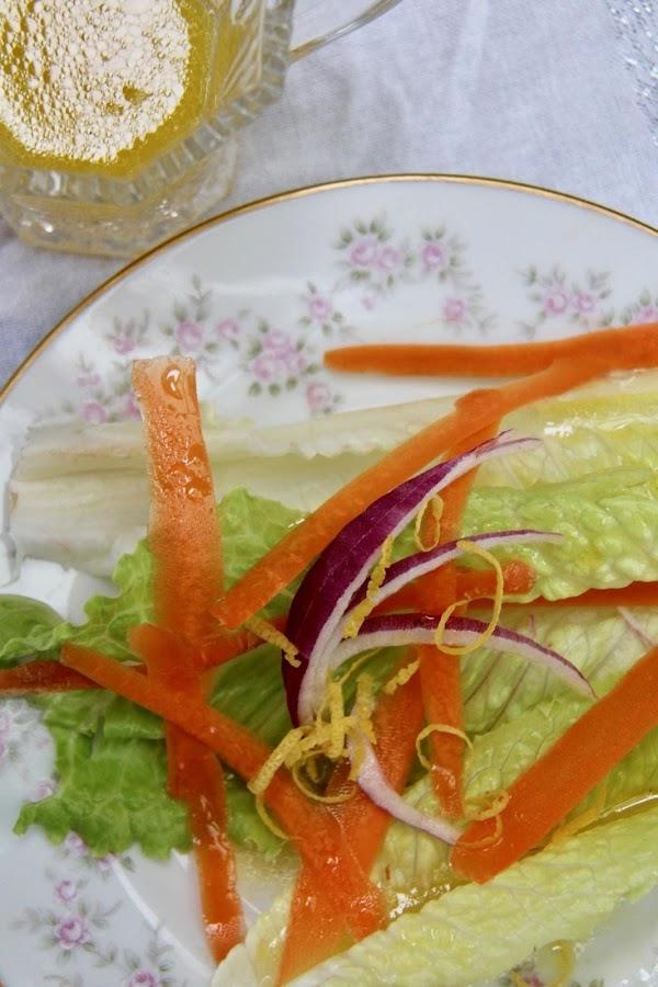 Lemon Honey Vinaigrette Recipe