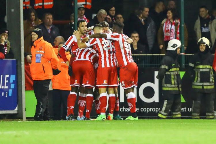 Mouscron - Ferencváros : tout s'est joué dans les dix dernières minutes