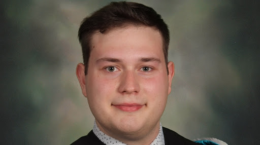 Conversations with valedictorians: Andrew Laplante, Faculty of Education