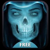Neon Skull Theme