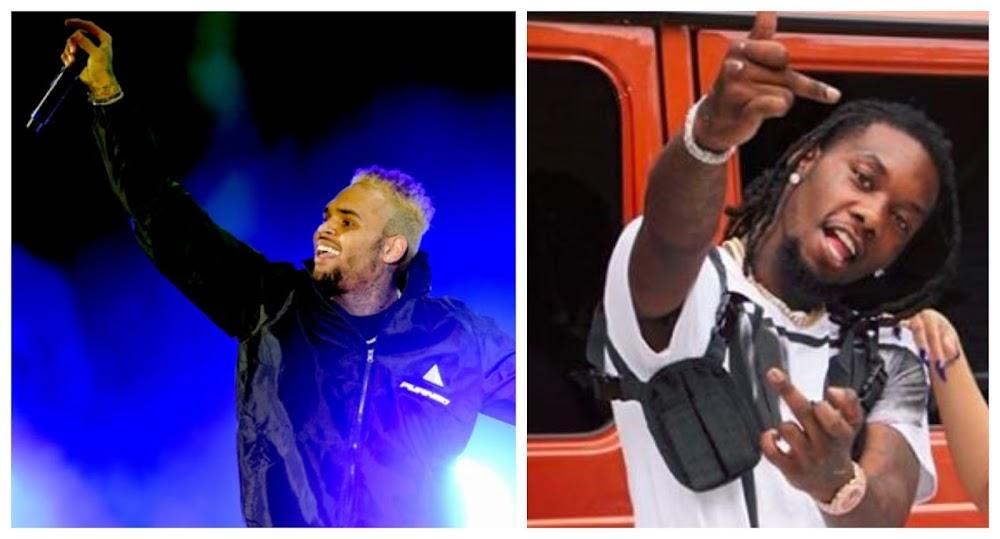 Threats and memes - Inside Chris Brown & Offset's Twitter showdown
