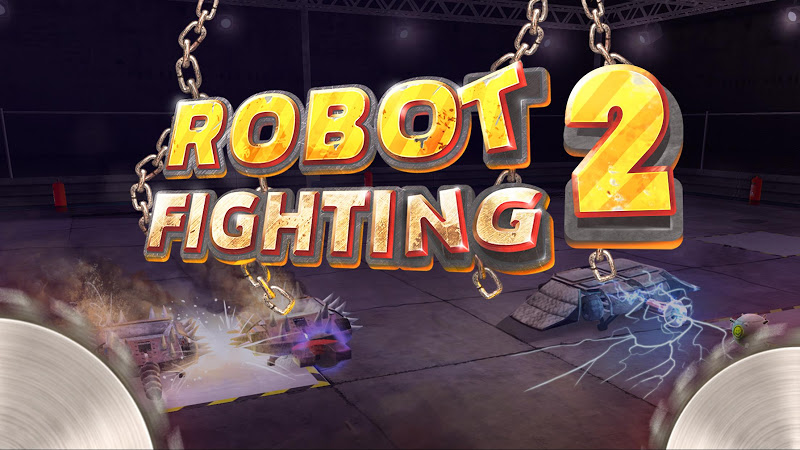 Robot Fighting 2 – Minibots 3D v1.0.3 (Mod)