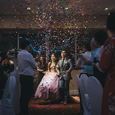 Wedding photographer Gabriel Chia (gabrielc). Photo of 21.06.2018