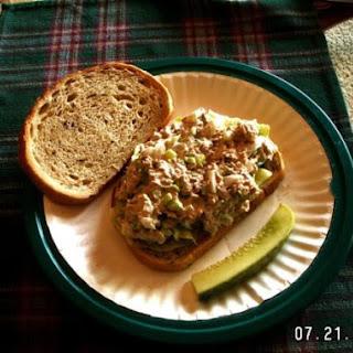 Tuna Salad Sandwich and/or Easy Summer Fare.