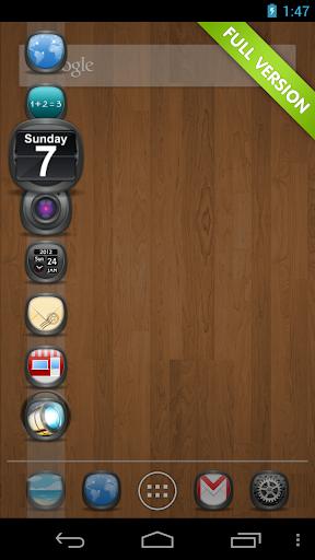 CircleLauncher light screenshot 5