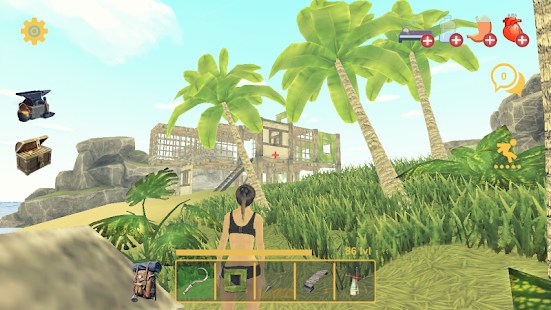 Raft Survival: Multiplayer - Simulator Screenshot