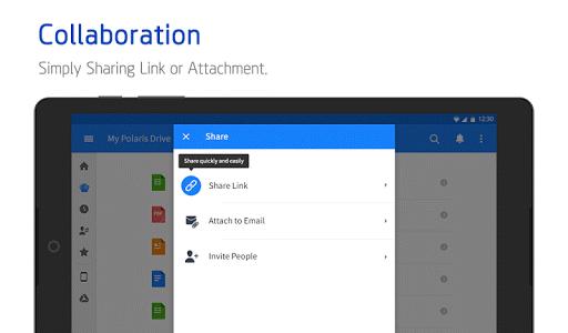 Polaris Office for LG 7.3.21 screenshots 24