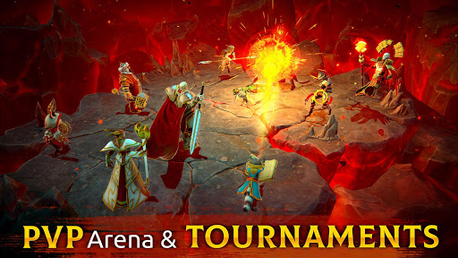 Age of Magic: Turn-Based Magic RPG & Strategy 1.22.1 screenshots 4