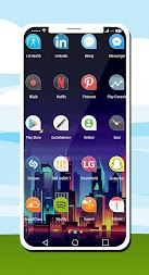 Agonica Icon Pack APK screenshot thumbnail 4