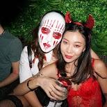 HQ halloween party in Hong Kong in Hong Kong, , Hong Kong SAR
