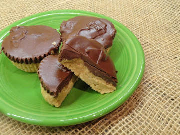 Homemade Peanut Butter Cups (like Reese's!) Recipe
