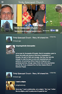 Trinity Episcopal - Reno NV- screenshot thumbnail