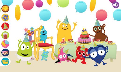 A festa dos bebês