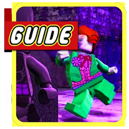 Guide For LEGO BATMAN 2 書籍 App LOGO-APP開箱王