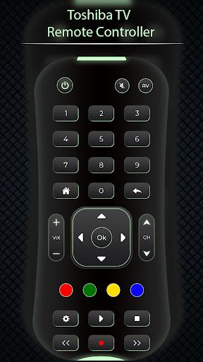 Capturas de pantalla de Toshiba TV Remote Controller 1