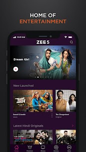 ZEE5 – Latest Movies, Originals & TV Shows (MOD, Premium) v17.0.0.6 3